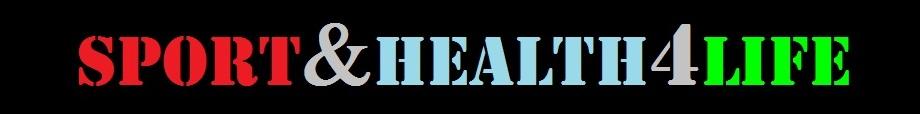Логотип сайта Спорт и здоровье для жизни